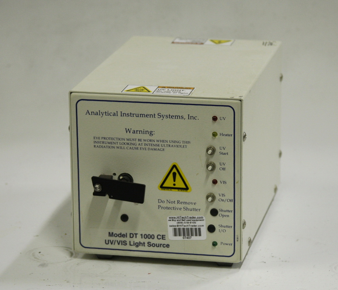 Analytical Instrument Systems DT1000 CE