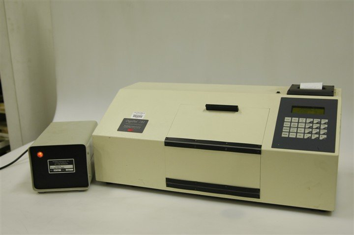Rudolph Instruments Polarimeter DigiPol Model 781 SDV