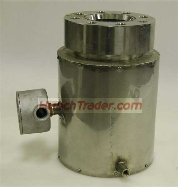 Pressure Products High-Pressure Reactor HT 22470 – 4