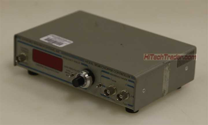 Stanford Reserach Systems SR540 Optical Chopper Controller - 2