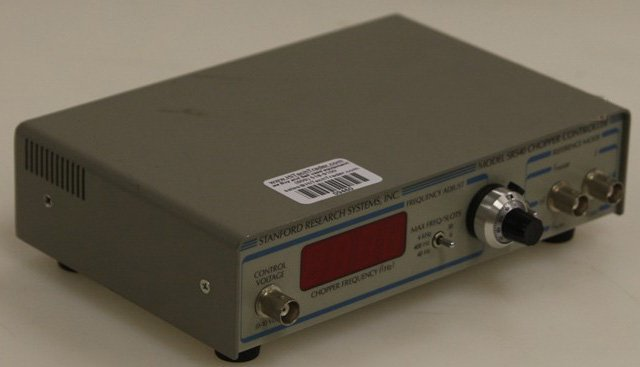 Stanford Reserach Systems SR540 Optical Chopper Controller