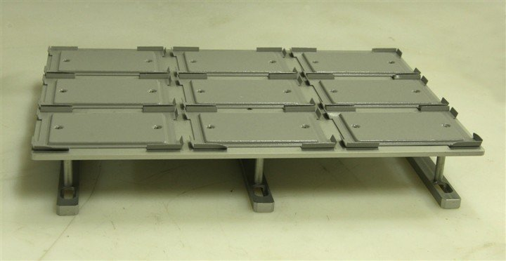 shaker plate for 96 well plates