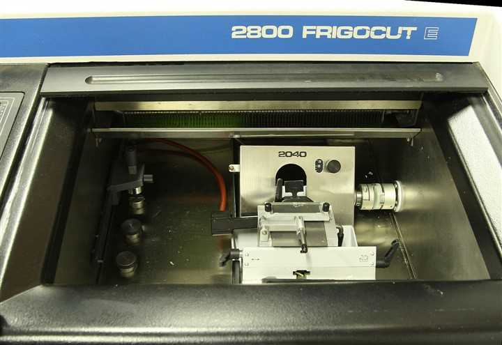 Reichert Jung, Cryostat Microtome Model 2800 - 1