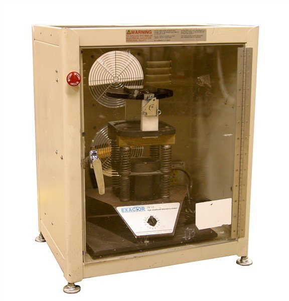 Exact Scientific, Laboratory High Amplitude Shaker