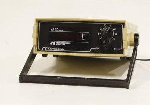 Omega Engineering Thermocouple J Readout Model 199