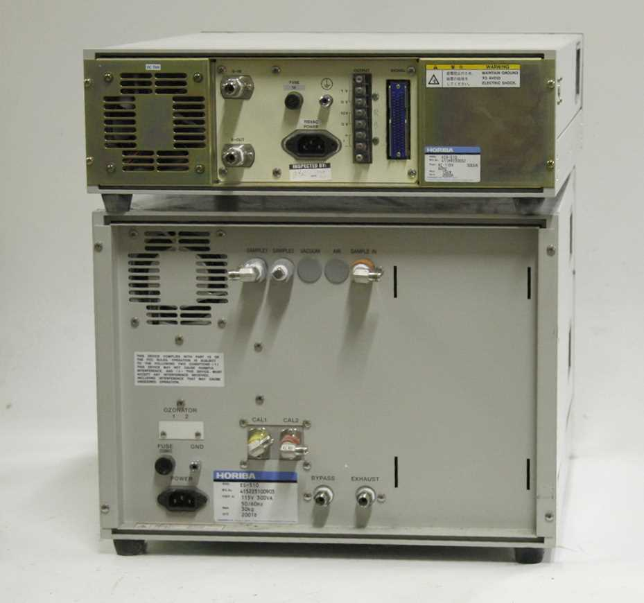 Horiba Carbon Dioxide Gas Analyzer VIA 510-ES 510 - 1