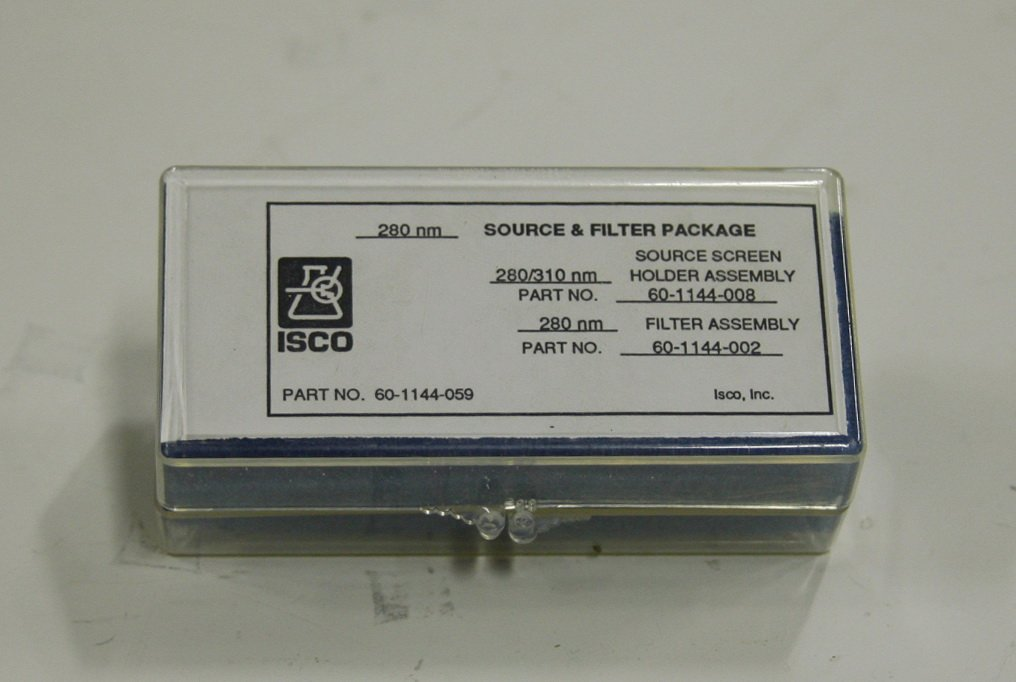 Isco Source and Filter Package