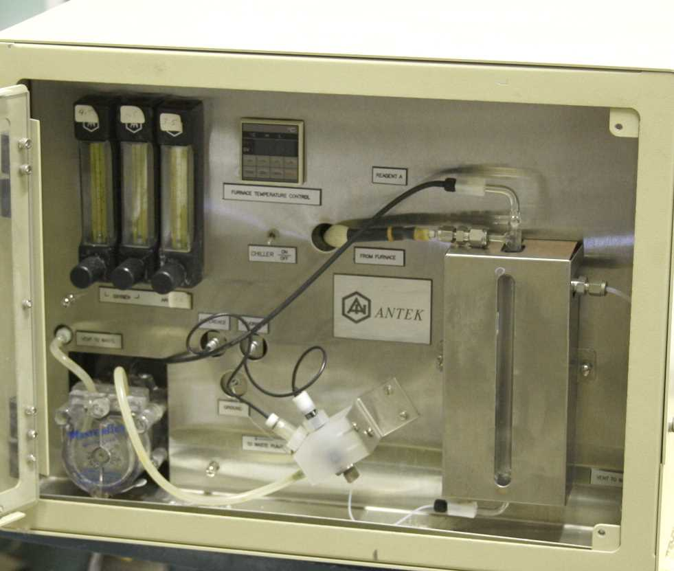 Antek Instruments 9000F Fluoride Analyzer - 1