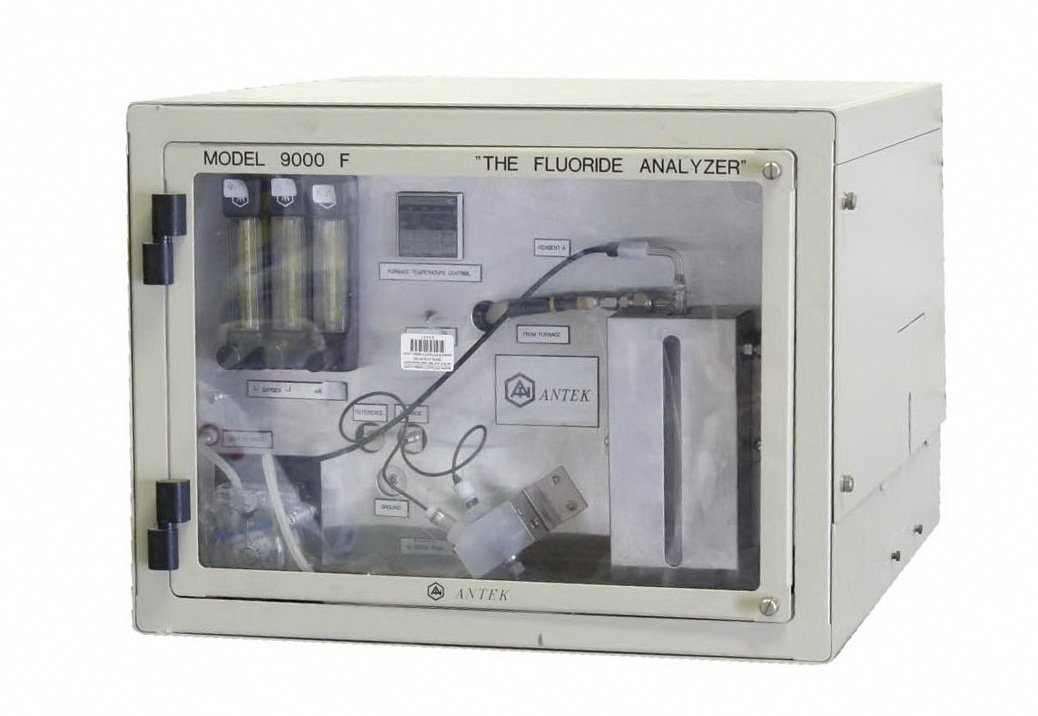 Antek Instruments 9000F Fluoride Analyzer