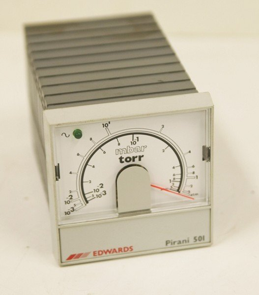 Edwards Pirani Gauge Model 501