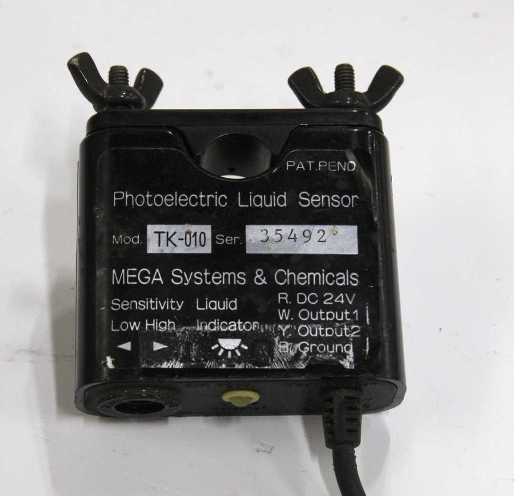 Mega Systems and Chemicals Photoelectric Liquid Sensor model TK-010