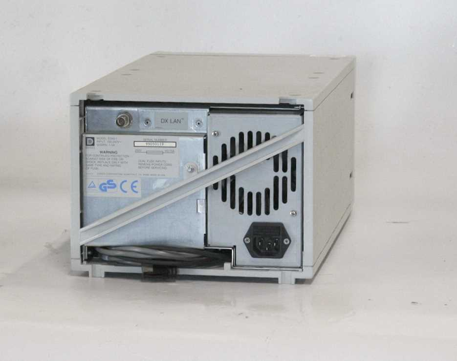 Dionex ED40 Electrochemical Detector - 1