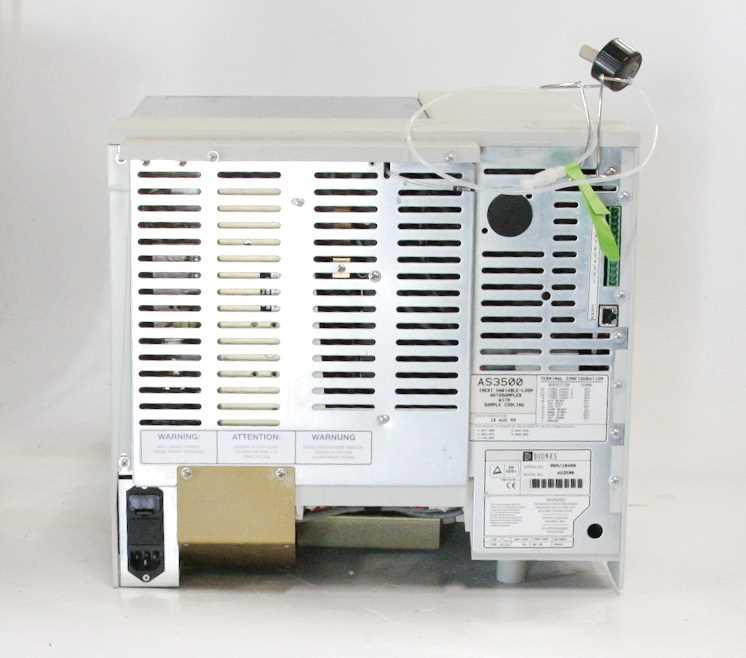 Dionex AS3500 Spectra System Autosampler - 2