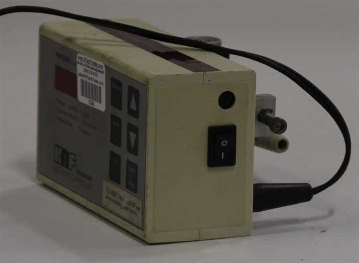 KNF Neuberger Vacuum Controller and Readout – 1