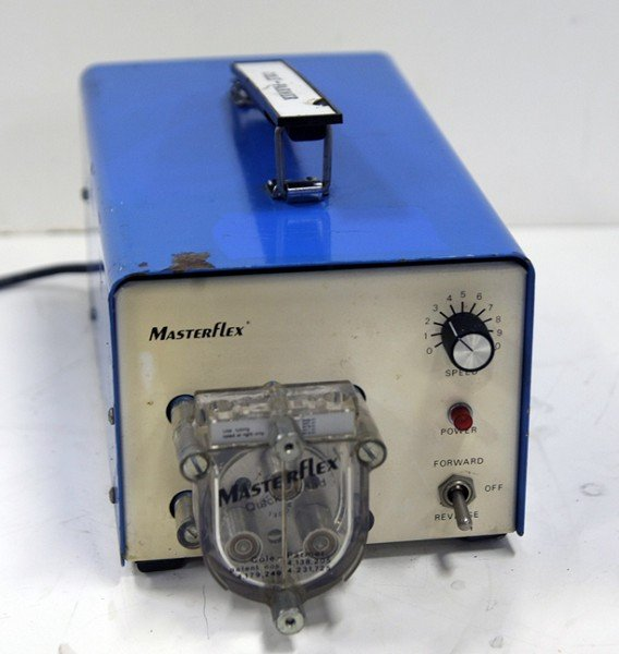 Cole Parmer MasterFlex Peristaltic Pump Model 7520-10
