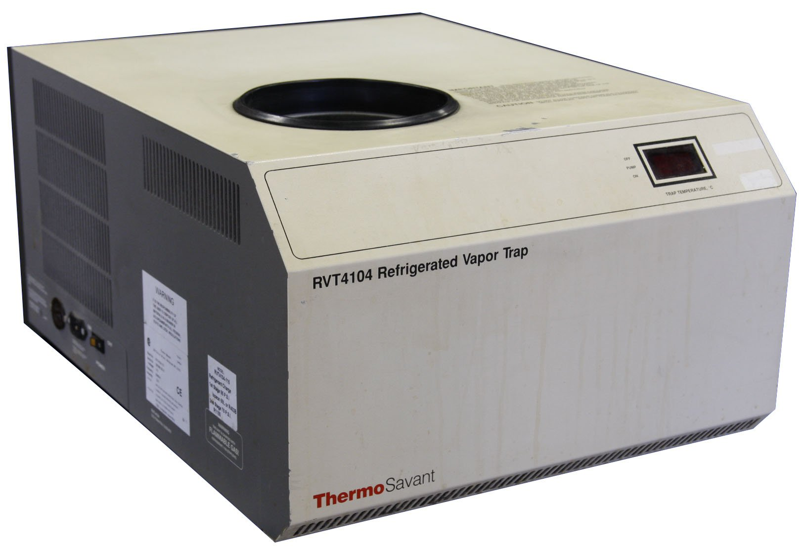Thermo Savant Refrigerated Vapor Trap Model RVT 4104