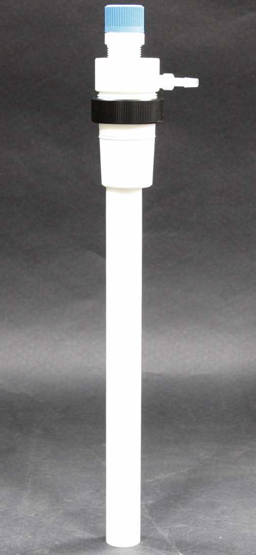 Chemglass Life Sciences CG-1971-85 Baffle Adapter Extended