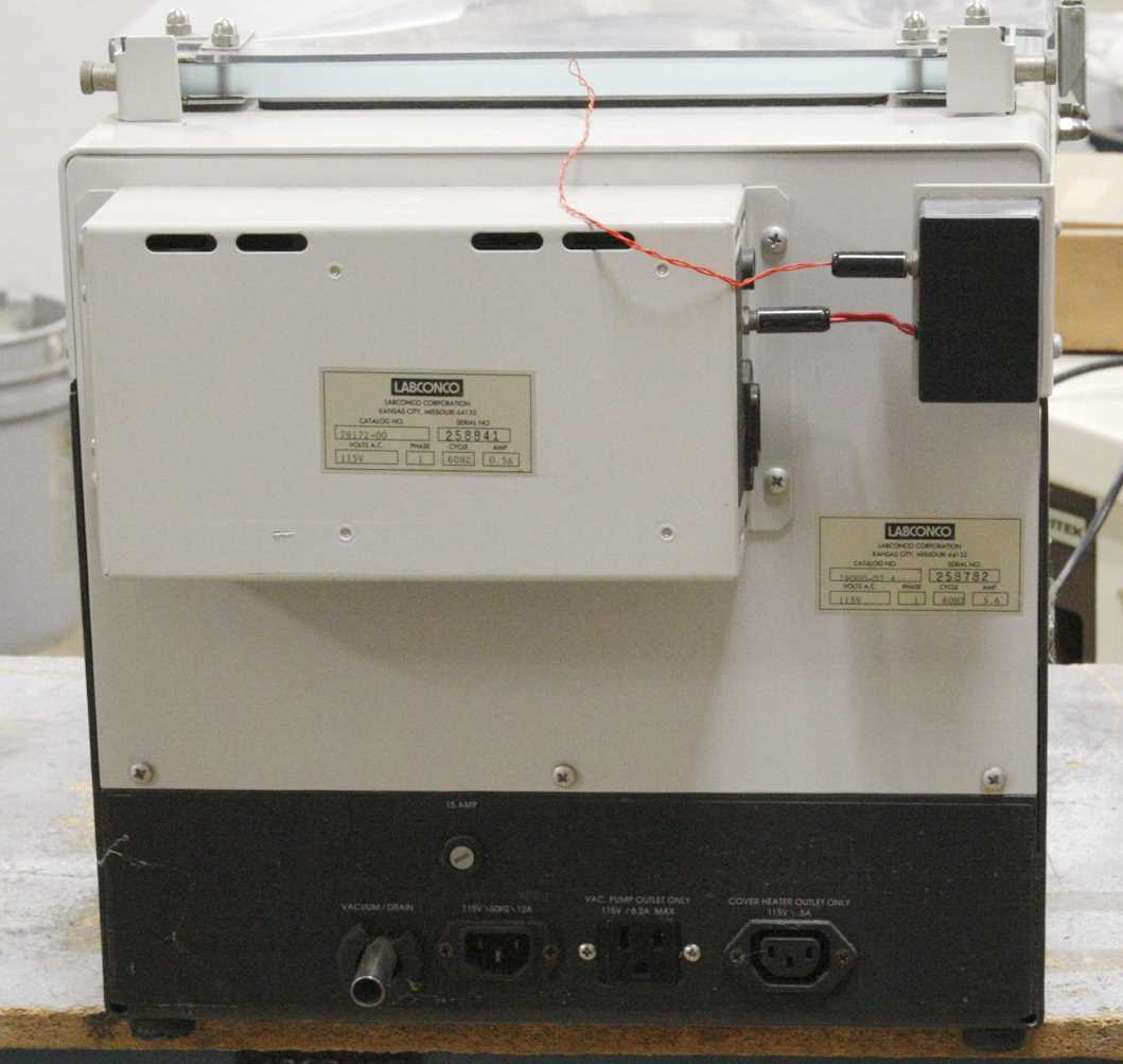 Labconco RapidVap Model 79172-00 - 2