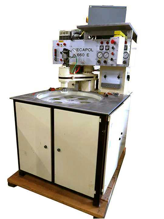 Presi Mecapol 660E Grinding and Polishing Machine