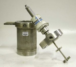 Autoclave Pressure Reactor 1 liter 316SS Jacketed Vessel - 2