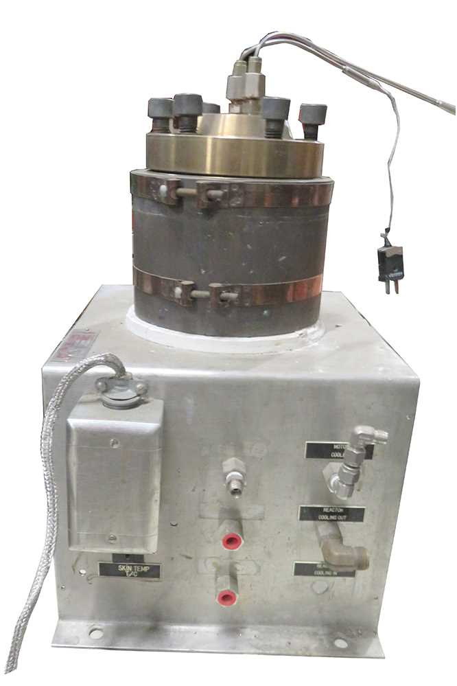 Berty Stationary Basket Catalyst Testing Reactor