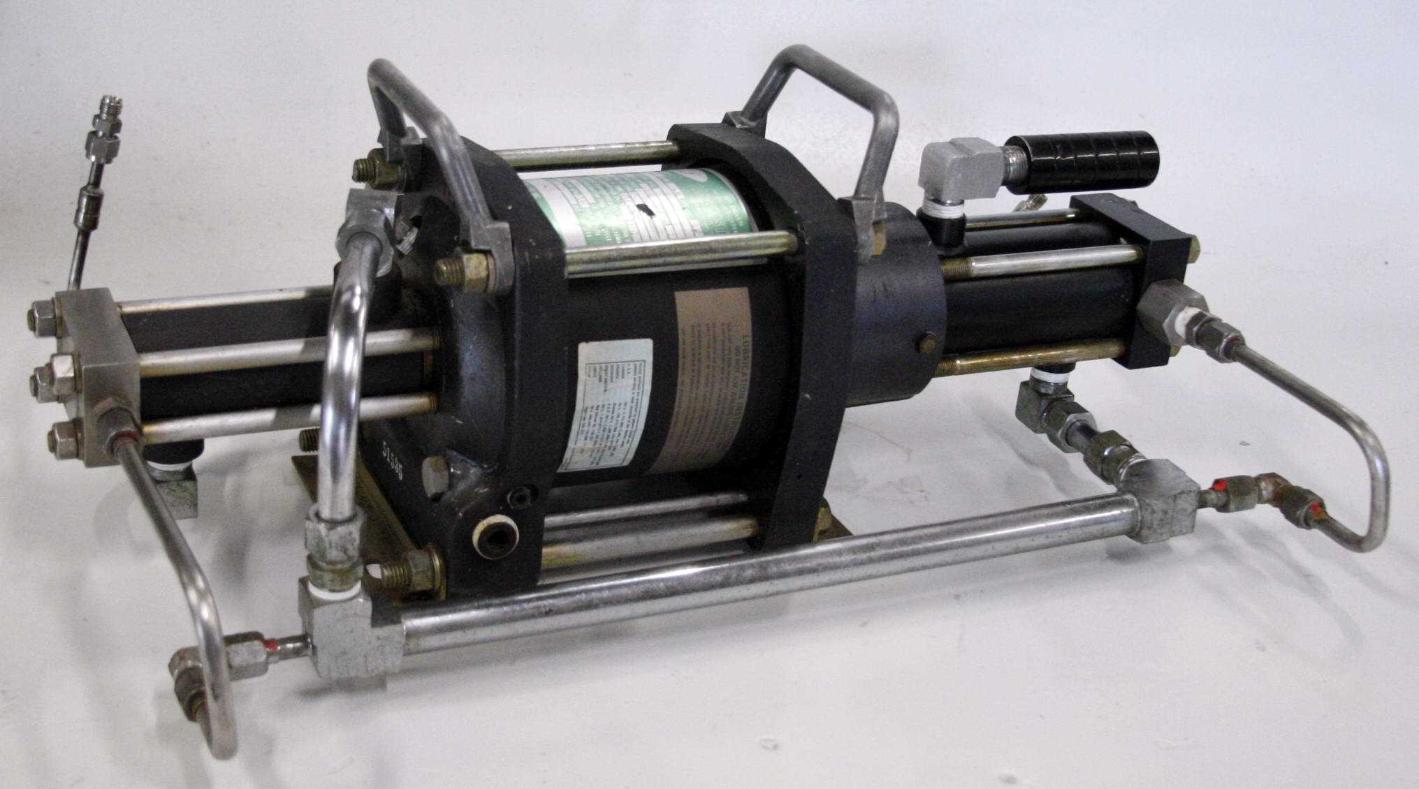 Haskel AGT-7 30 Air Driven Gas Booster