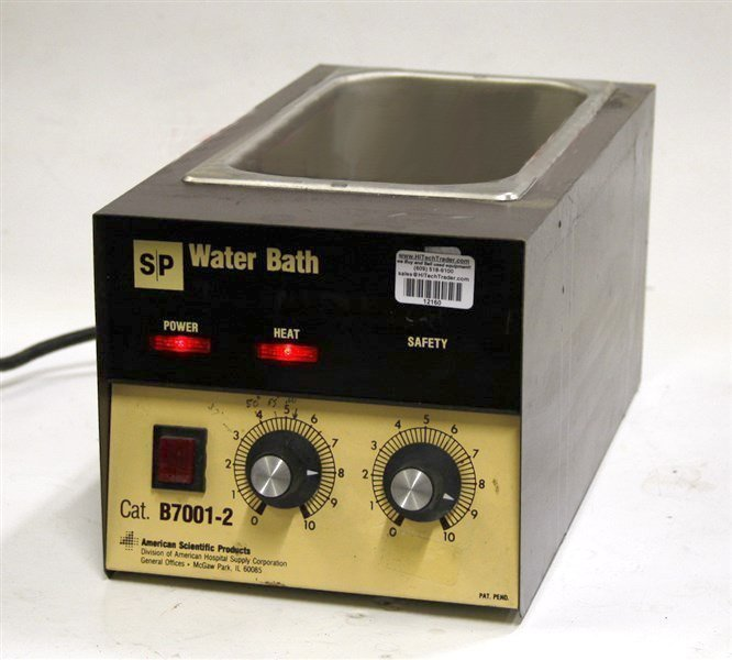 Lab Line B7001-2 SP Water Bath