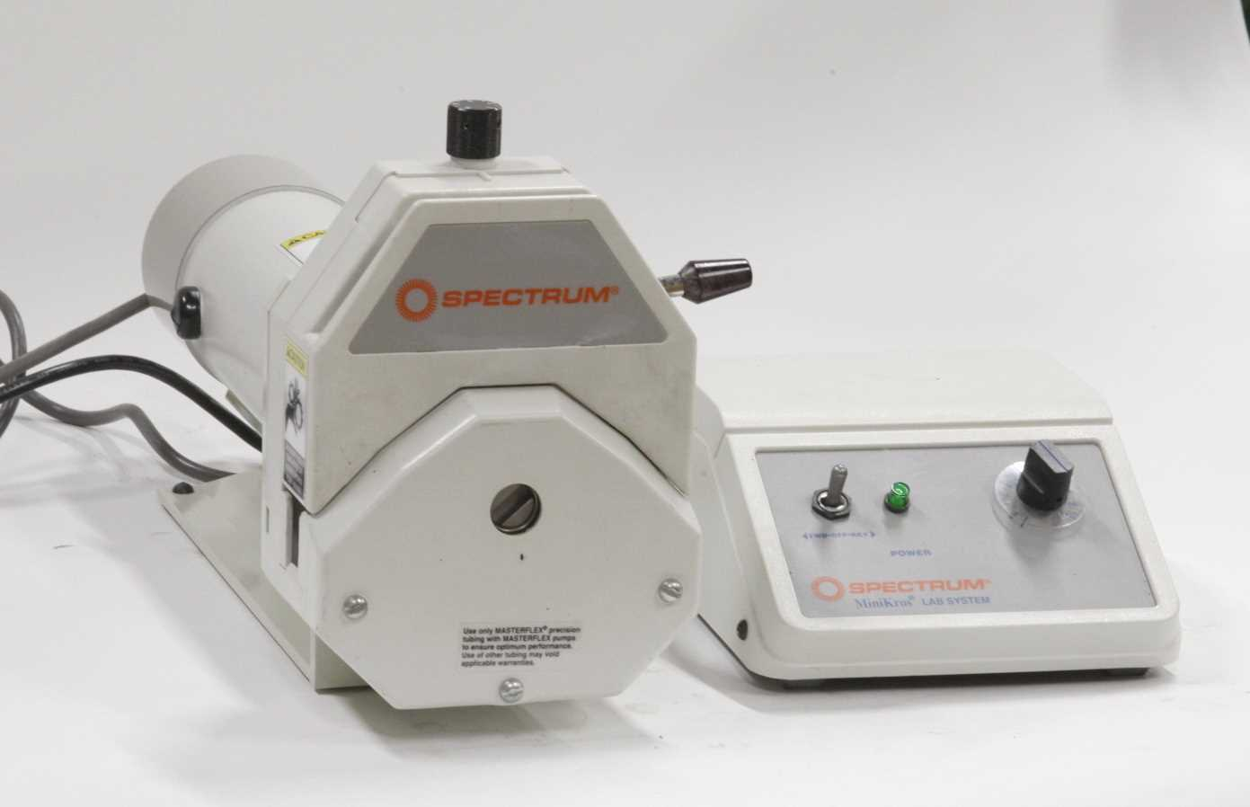 Spectrum Labs Peristaltic Pump with Controller