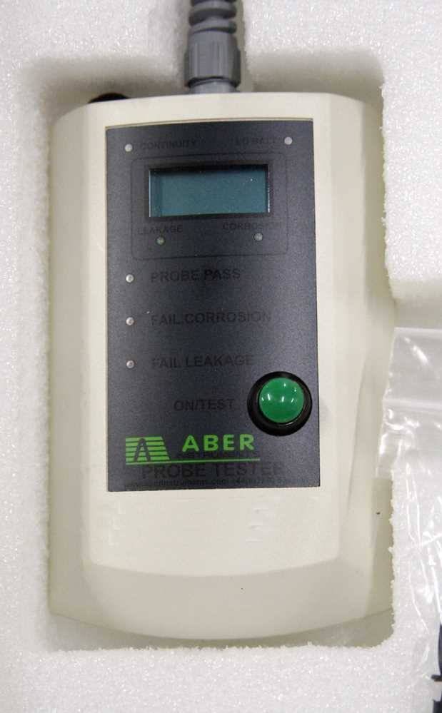 Aber Instruments Biomass Probe Tester 1476-00