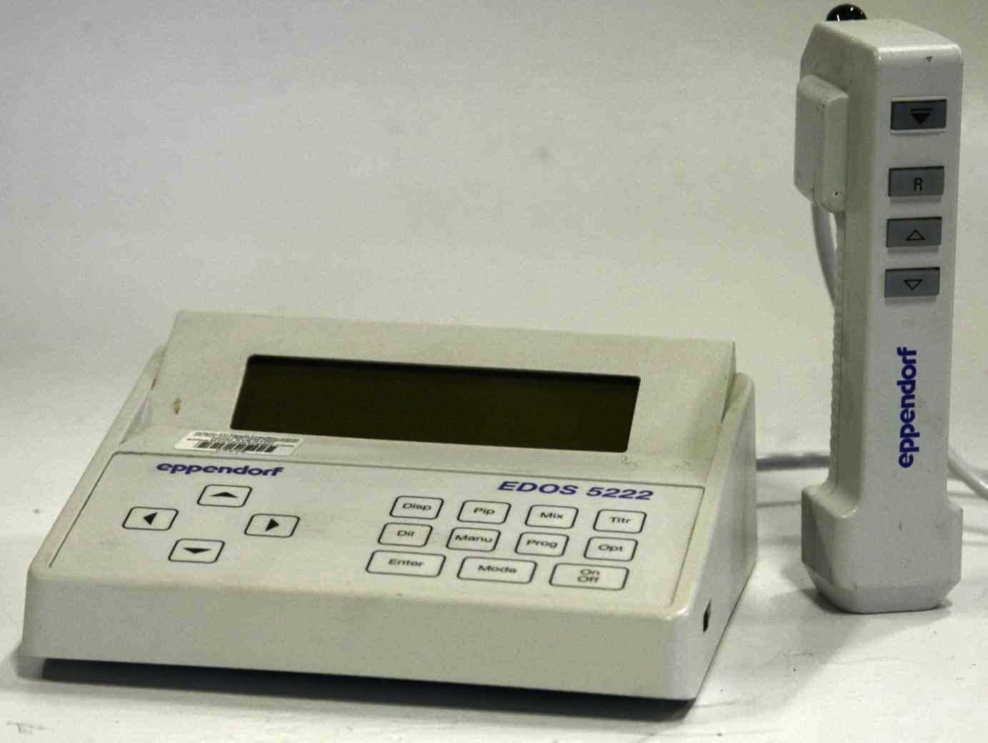 Eppendorf EDOS-5222 Programmable Dispensing System