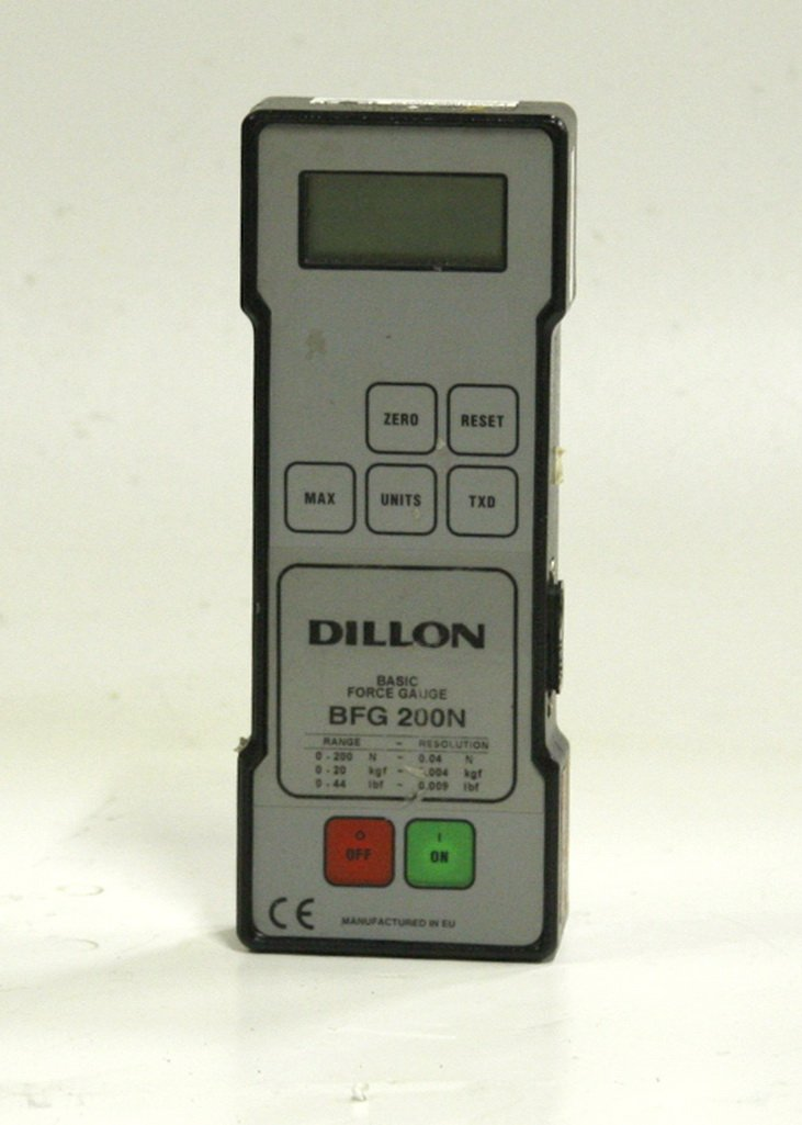 Dillon Force Gauge BFG-200N