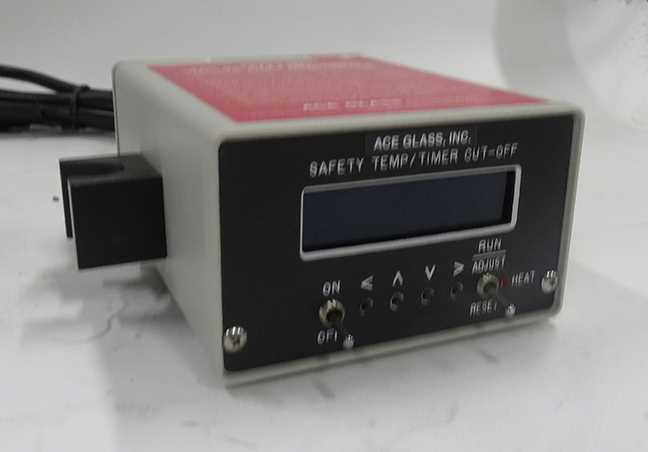 Ace Safety Temp-Timer Cut-Off Limit Controller