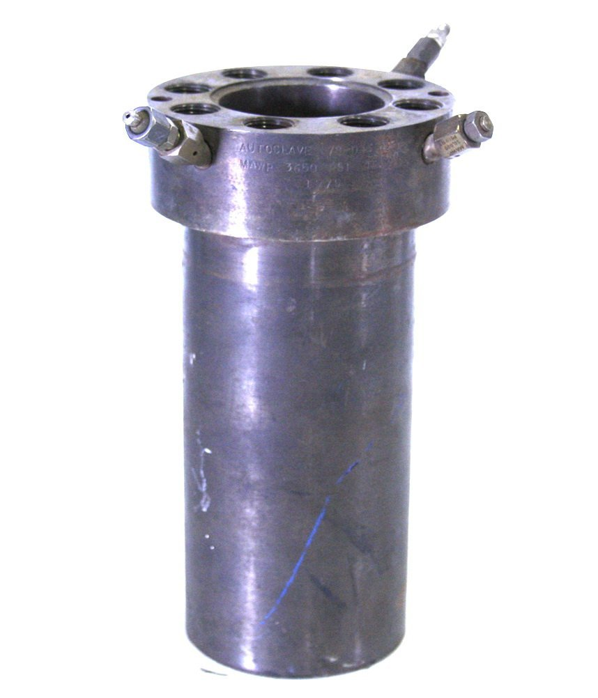 Autoclave Engineers 78-04616-1 Reactor Bottom