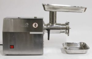 Gander Mountain Stainless Steel Electric Meat Grinder Model MG 207100