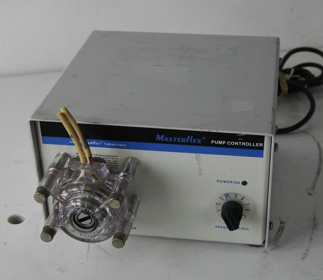 Cole Parmer Master Flex Peristaltic Pump Model 7353-50