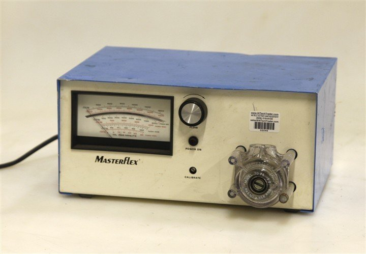 Cole Parmer Masterflex Peristaltic Pump Model 7562-00