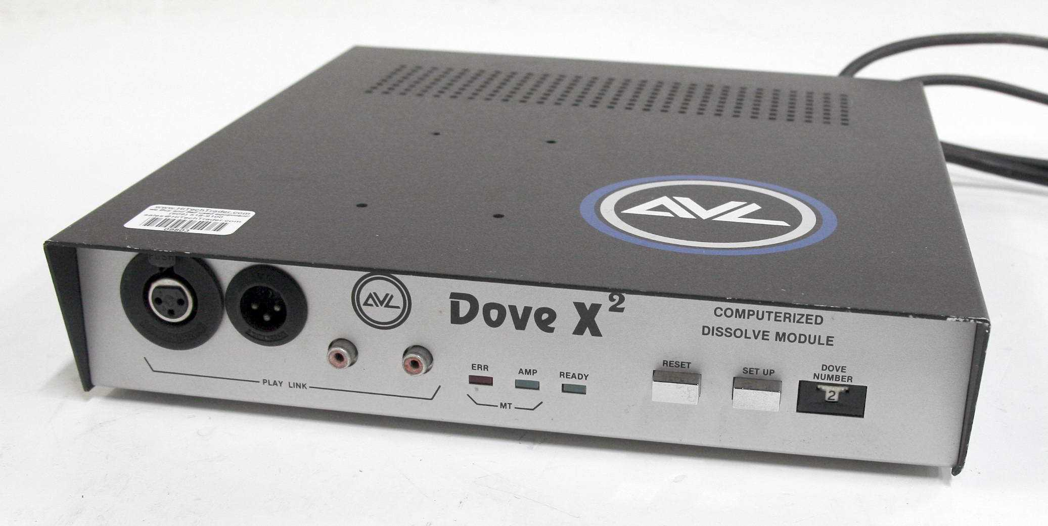 AVL Dove X-2 Computerized Diisove Module