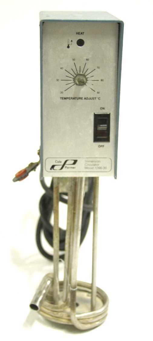 photo of a Cole Parmer Immersion Circulator for sale from Hitechtrader.com