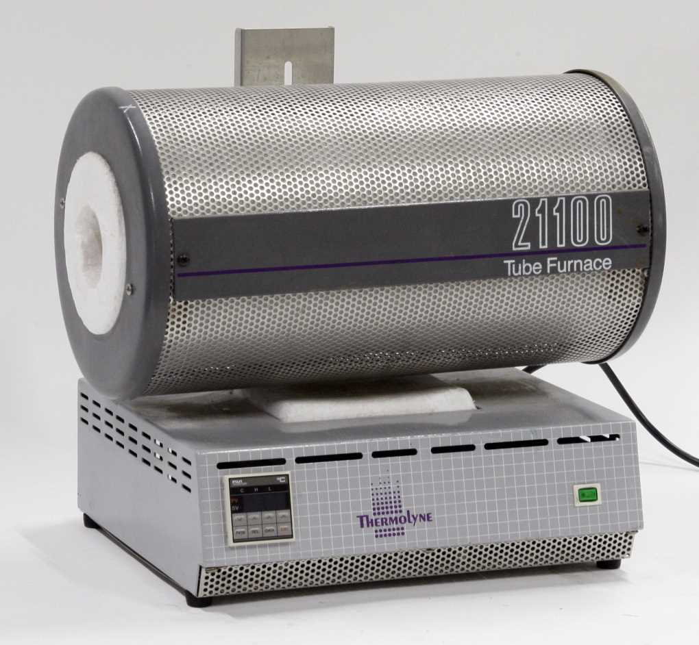 photo of a Tube Muffle Box Furnace sold by Hitechtrader.com
