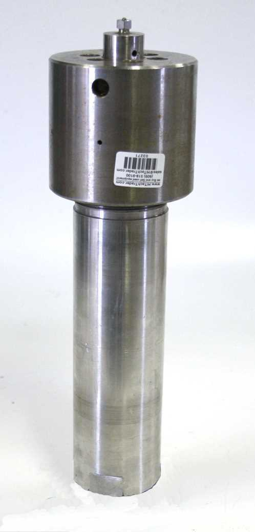 a photo of a high pressure non stirred reactor