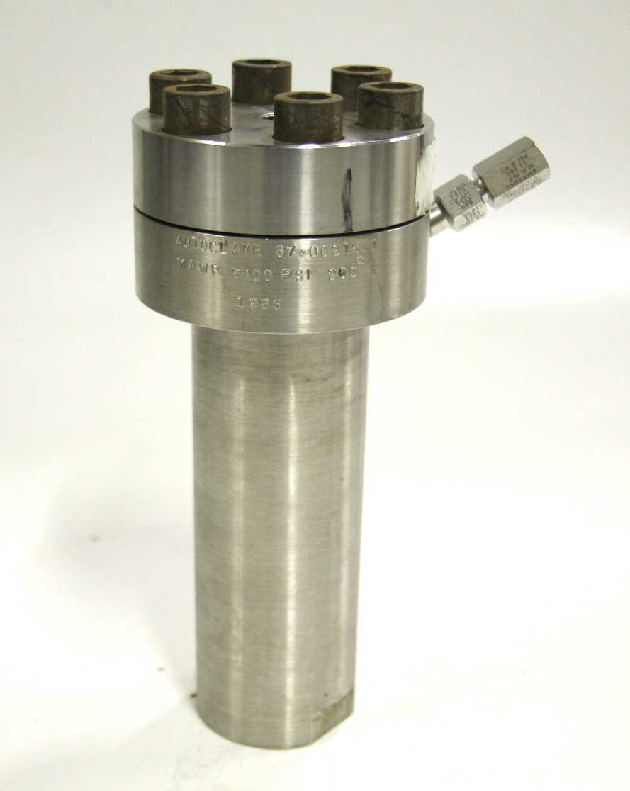 a photo of a Pressure Vessel Part for a reactor