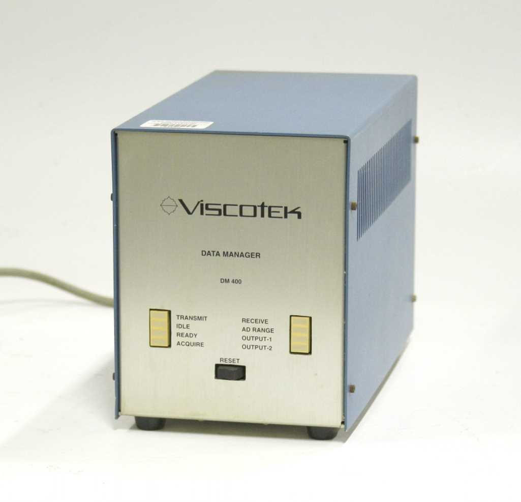 photo of an HPLC analog to digital converter sold by Hitechtrader.com