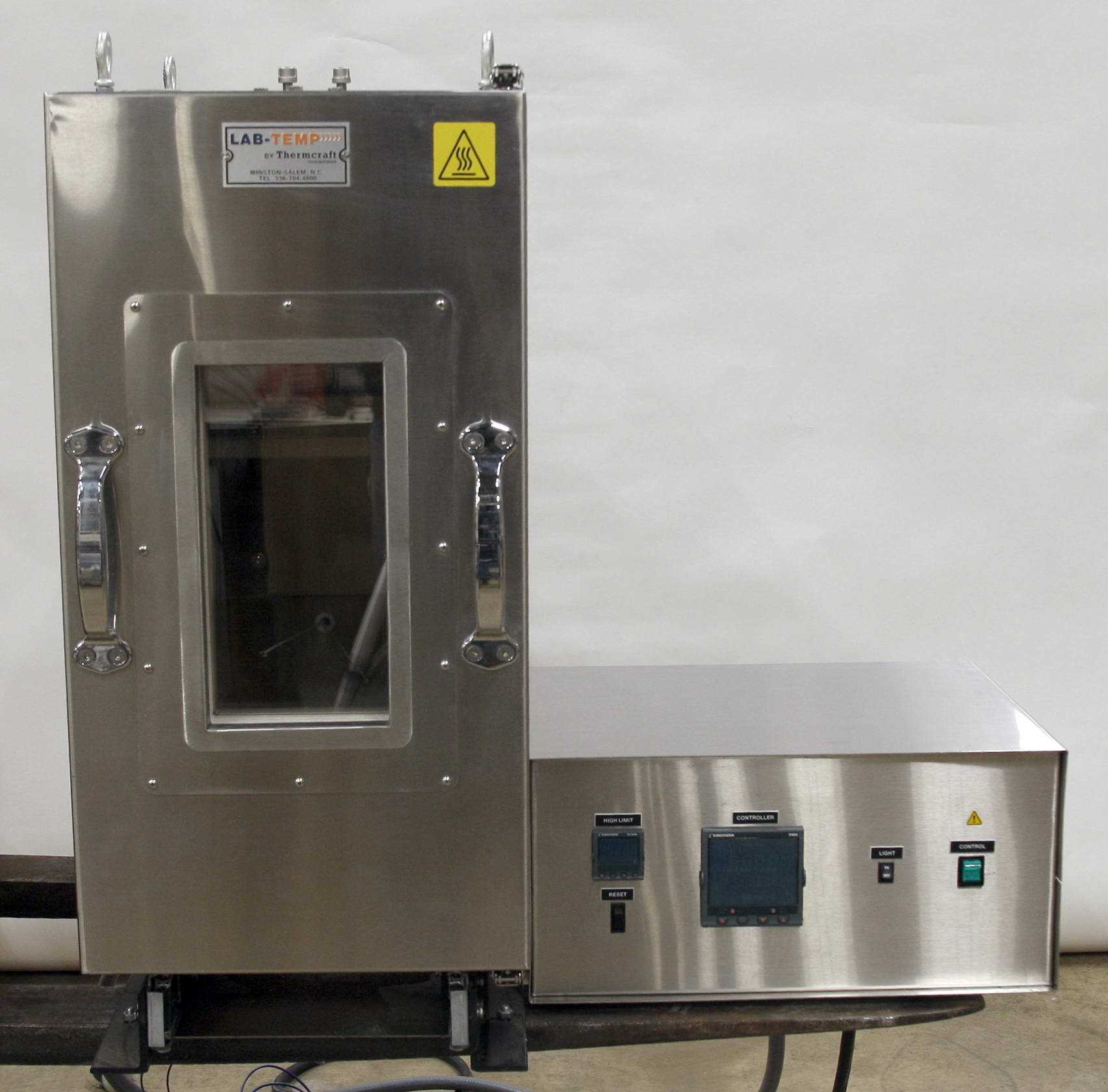 Thermcraft Material Testing Furnace