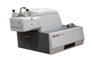 Microtrac S3000 Particle Size Analyzer