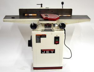 """Jet 6"""" Long Bed Woodworking Jointer"""