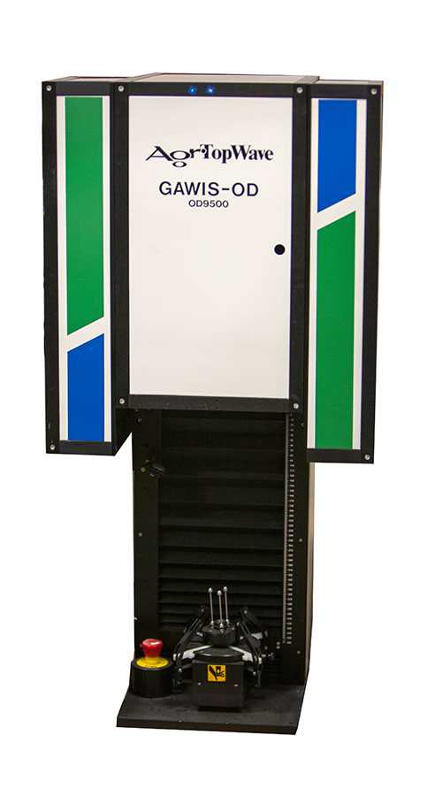 Gawis-Std GW9500  Material Thickness Tester