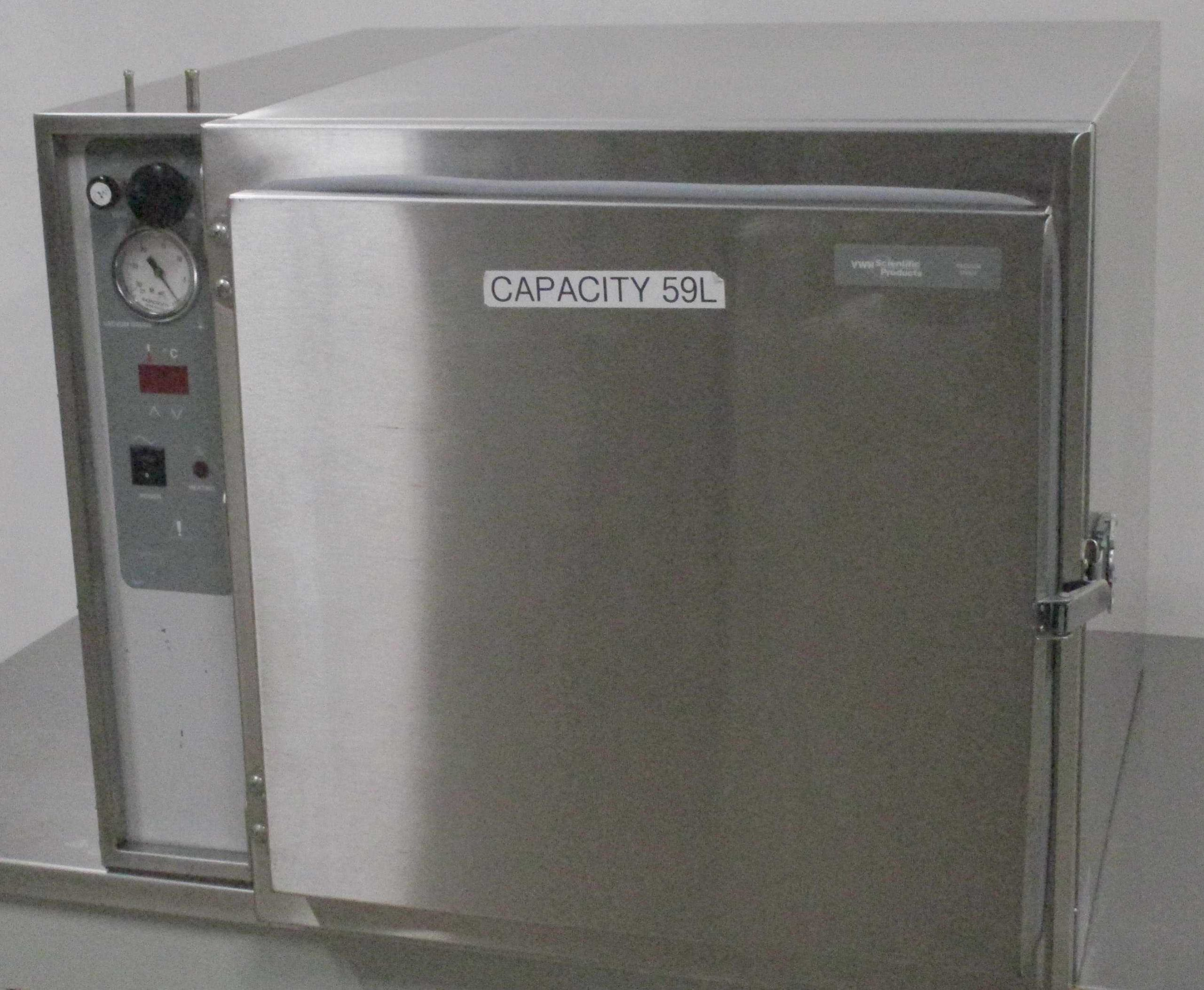 VWR 1450M Stainless Steel Large Vacuum Oven