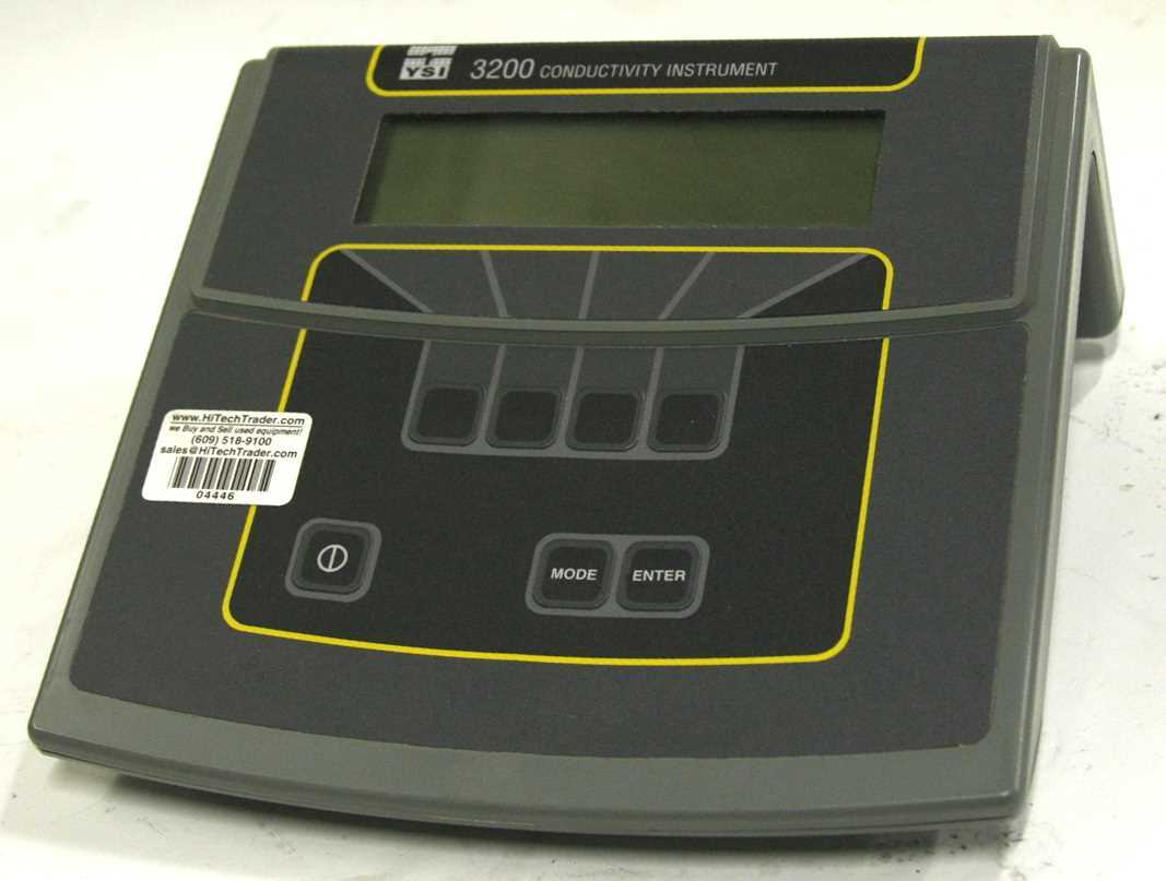photo of a Conductivity Meter sold online from Hitechtrader.com