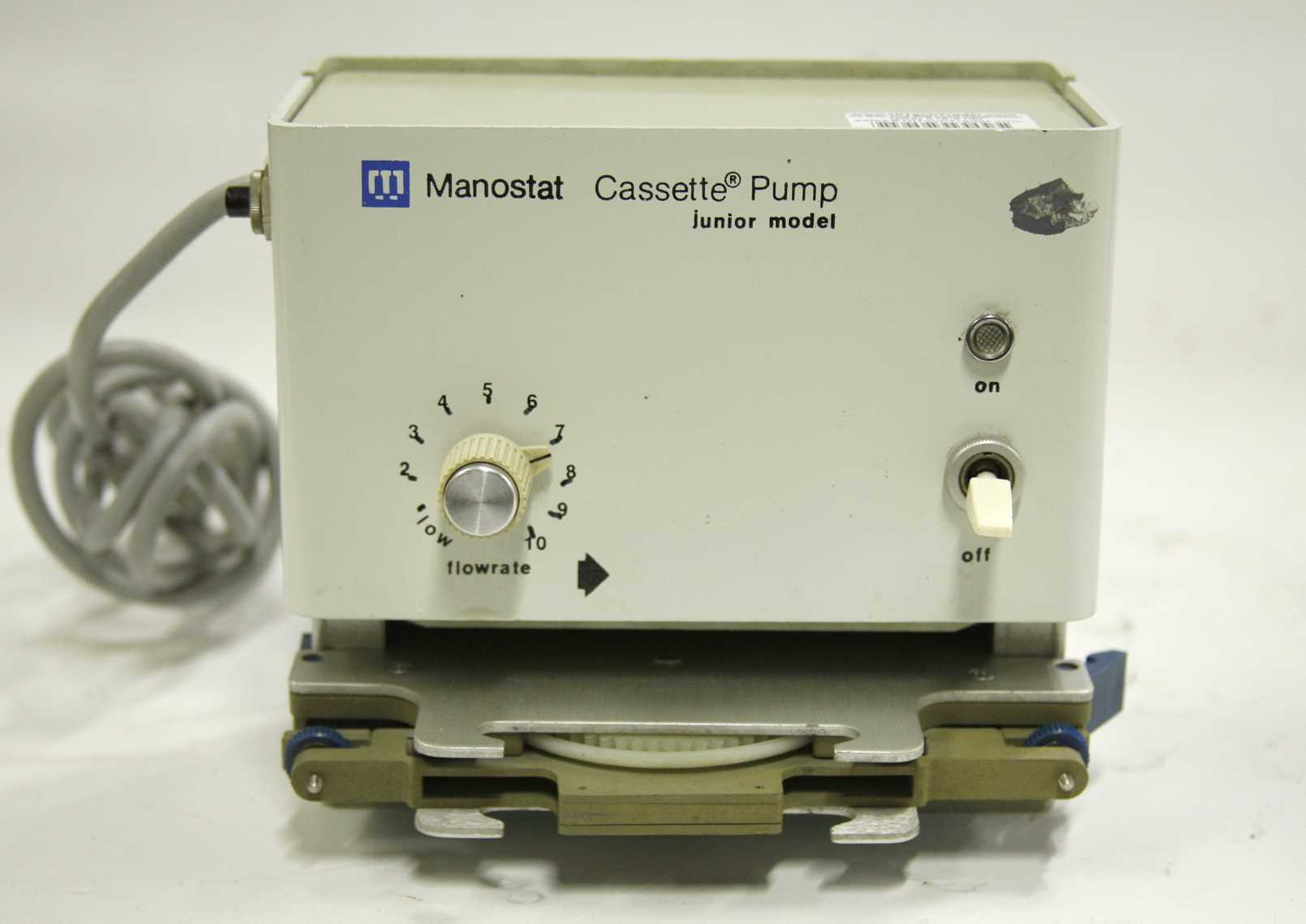 Photo of a Used Peristaltic Complete Pump System for sale from Hitechtrader.com