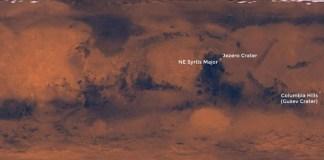 Mars Planet, Mars, Red Planet